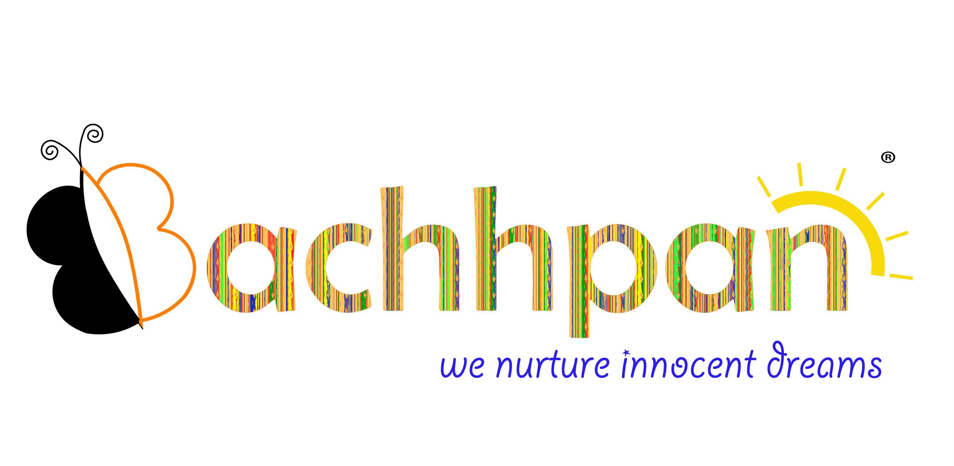 Bachhpan Font Logo
